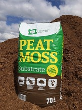Basic Container Peat Moss Substrate