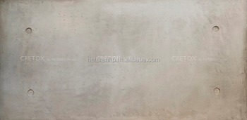 CRETOX Concrete Beton Panel | Ultra Light Beton Concrete Wall Panel | New  Product