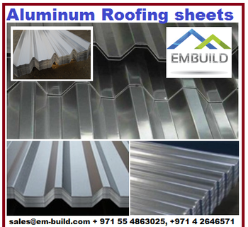 Best Aluminum Roofing Sheets For Salalah Projects/ Rainy Environment + 971  56 5478106 - Buy Aluminium Roofing Sheets Manufacturers In Salalah/ Oman/