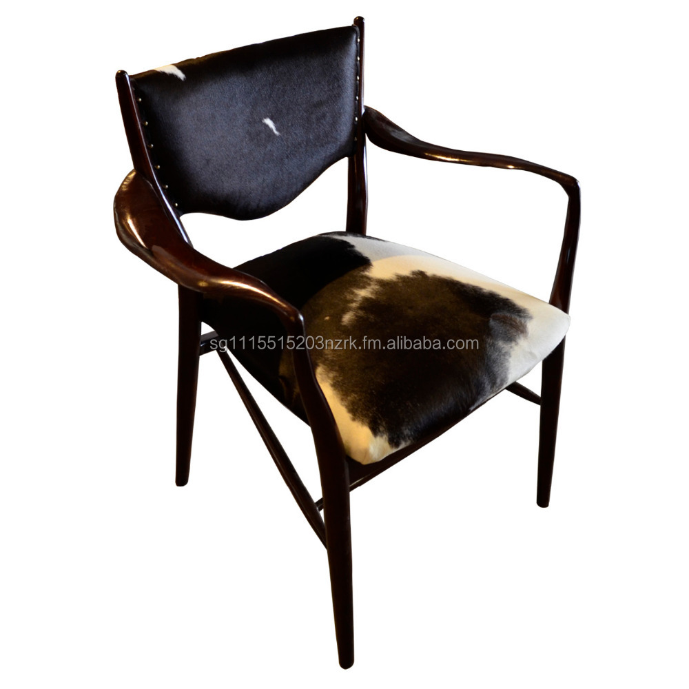 Magnificent C02 Dining Chair Cow Skin Buy Modern Dining Chairs Wooden Dining Chair Armrest Dining Chair Product On Alibaba Com Bralicious Painted Fabric Chair Ideas Braliciousco