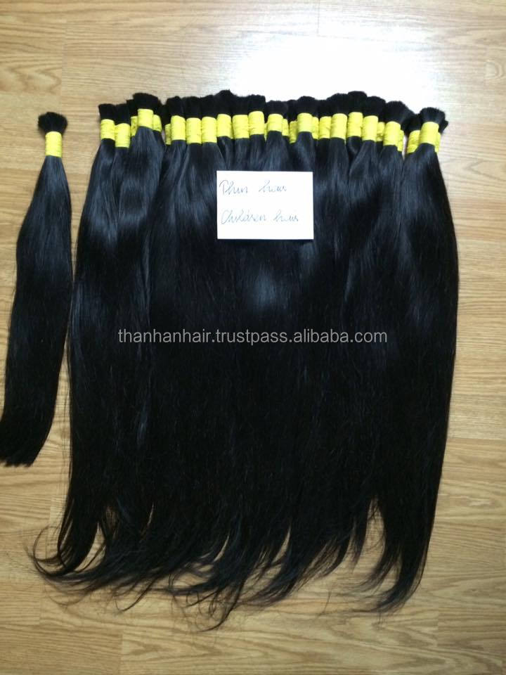 Easy to dye hair 100% raw virgin human hair virgin hair from one vendor