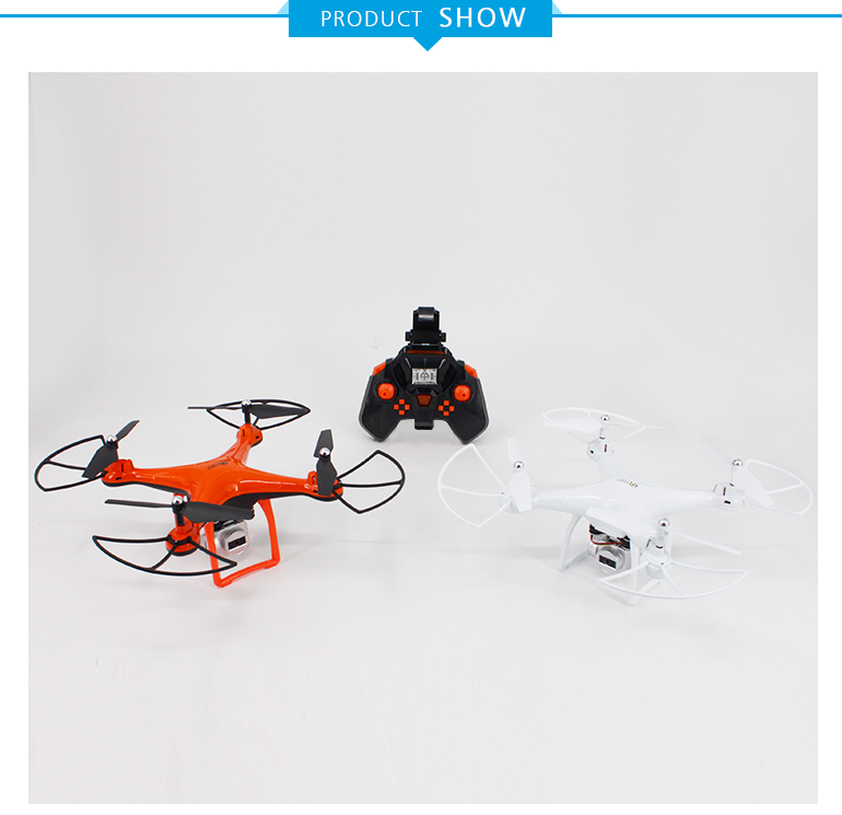 wifi rc drone professional with wide angle camera