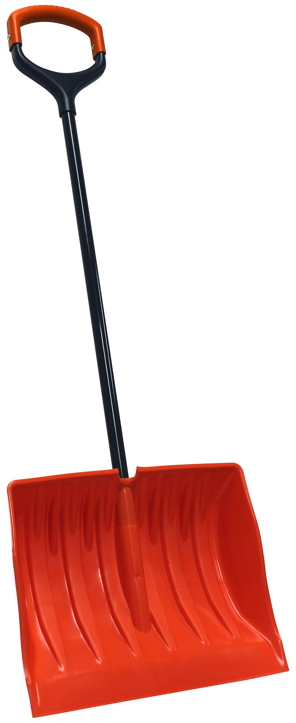 "Bigfoot 19"" Mega Dozer Combination Snow Shovel with Two-Fisted Shock Shield D-Grip 1683"