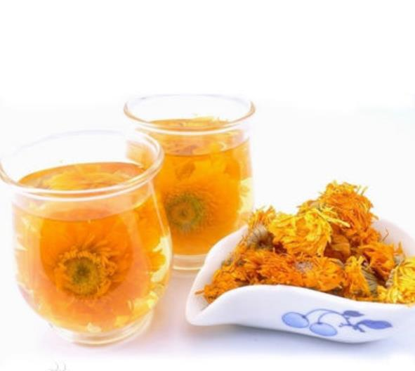 High quality Calendula officinalis flowers for Emollient wholesale organic herbal tea - 4uTea   4uTea.com