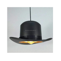 Hat pendant lamp shade