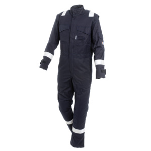 Winter work uniform quilted workwear coverall