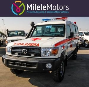 TOYOTA LAND CRUISER HARDTOP HZJ78R HZJ AMBULANCE 4 2L DIESEL RIGHT HAND  DRIVE RHD SUV AMBULANCE