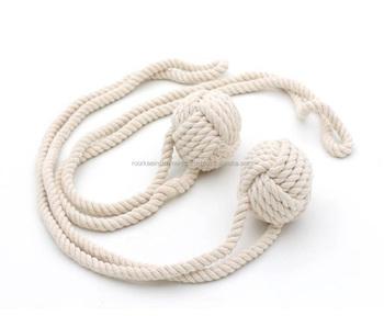 Nautical Curtain Tie Backs Home Decoration Holdbacks Back Product On