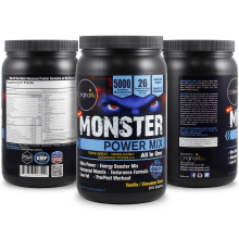 ORIGINAL4U SPORT SUPPLEMENT - MONSTER POWER MIX (ALL IN ONE)