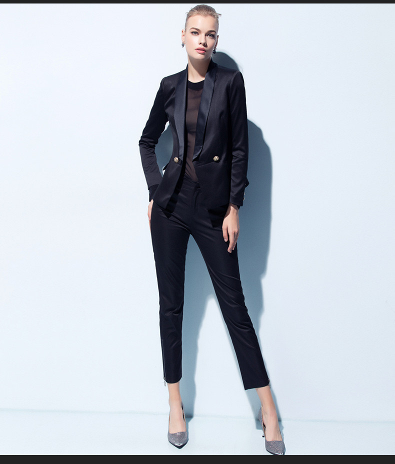 e0c008de3c Elegant Work Outfits for Women s Business Casual Wear Fashion Clothes