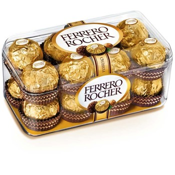 Ferrero Collection Chocolates Rocher Rondnoir Raffaello 24pk 269g