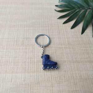 3D detachable key ring