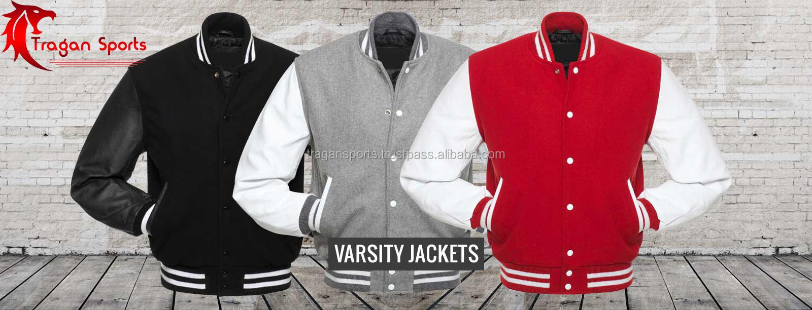 Kids Boys Baseball Jacket Varsity Style Plain School Baseball Jackets Varsity Style Jacket