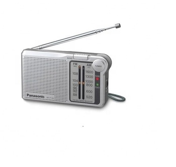 Panasonic Portable Radio KX-RFP150 FM/AM Pocket Radio