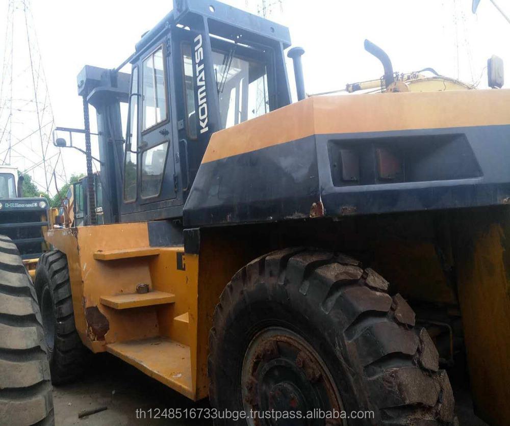 China Komatsu Used Forklift Wholesale Alibaba Fg25 Wiring Diagram