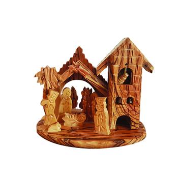 New Modelsholy Land Hand Made Olive Wood Nativity Scenewooden Nativity Scene Buy Hand Carved Nativity Setsolive Wood Christmas Nativity Setolive