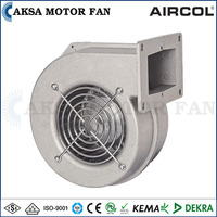AKS 120-60 / 140-60 / 160-60 - Radial Centrifugal Fan with External Rotor Motor
