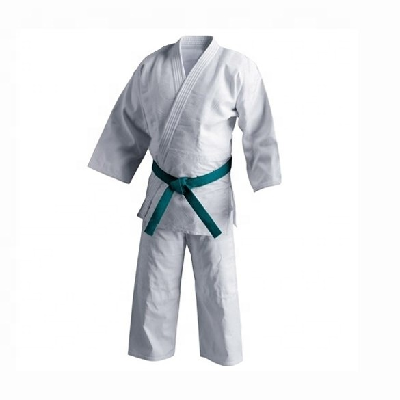 Top-kwaliteit Training Judo uniform Wit Elite Vechtsporten judo uniform