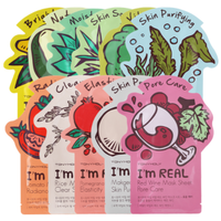 Korean cosmetic Tony Moly I_m Real Mask