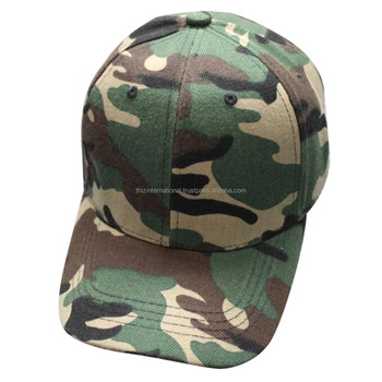 b8aaf2e90b6 Unisex Camo Baseball Cap Hunting Outdoor Hat Army Camouflage baseball