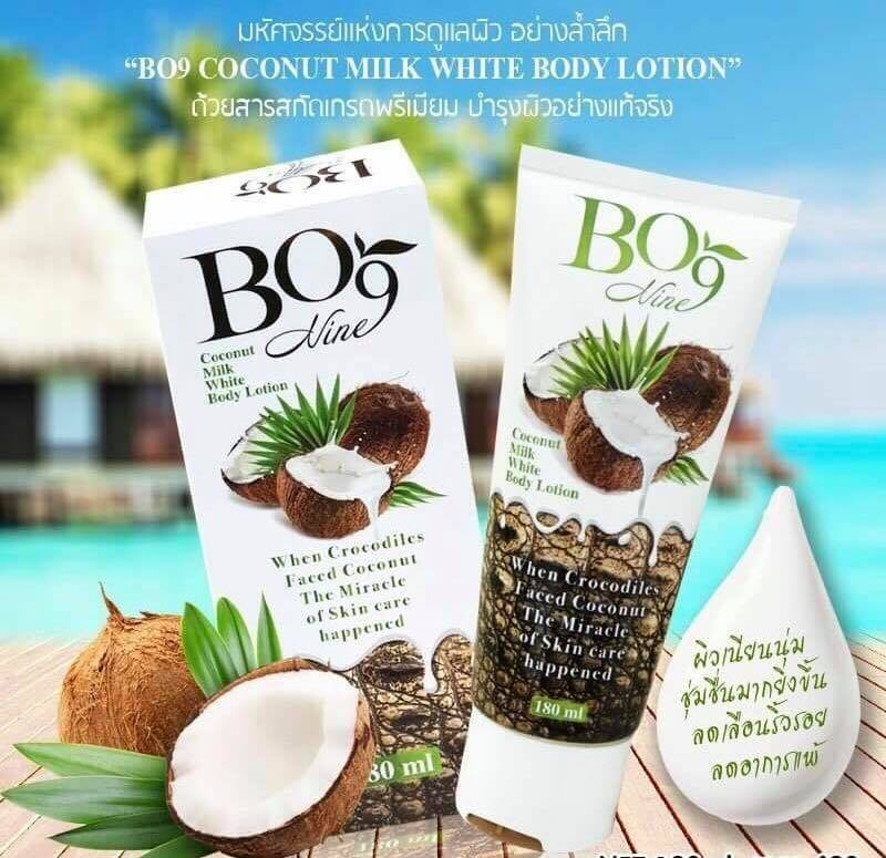 Kokosmelk Wit Bodylotion