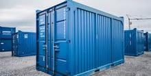 used 10ft 20ft 40ft steel storage cargo shipping container