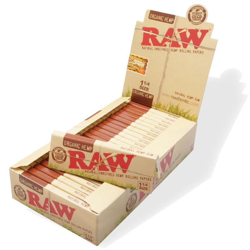 Marca personalizada Premium Smoking Raw Rolling Papers
