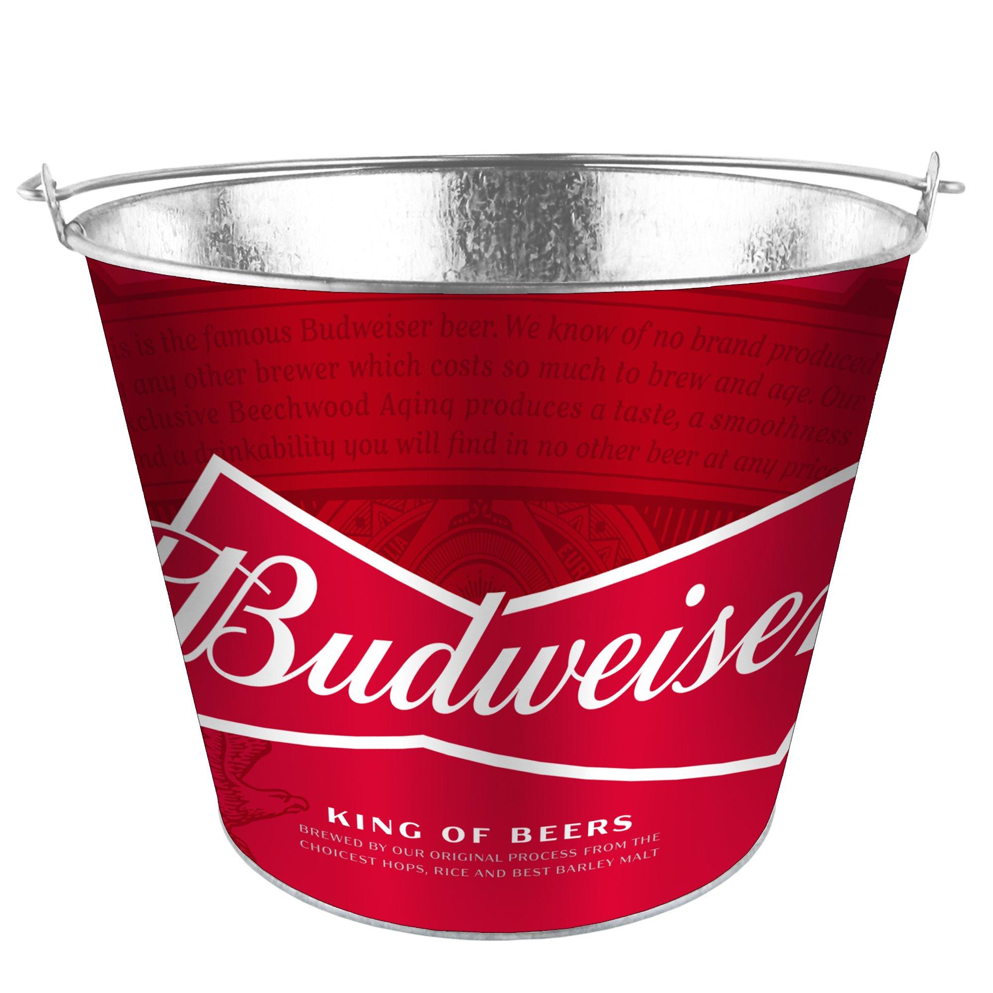Boelter Brands Budweiser Vinyl Covered Bottle Opener