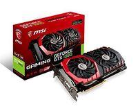 MSI Gaming GeForce GTX 1080 8GB GDDR5X SLI Graphics Card (GTX 1080 GAMING X 8G)