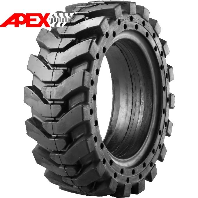 APEX 31x10.5-16 Skid Loader Solid Tire