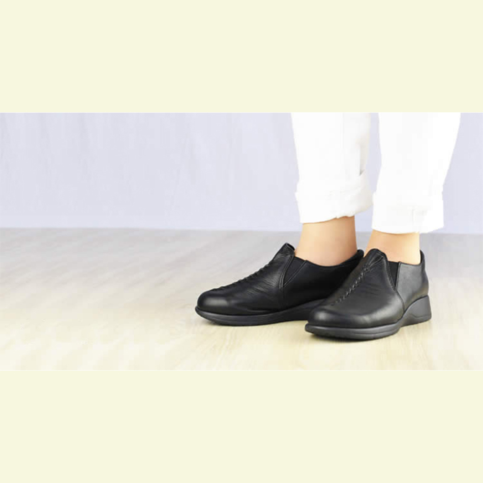 leather shoes shoes Ladies shoes business flats with soft sample ladies flats ZRSSfqUCw