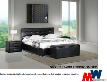 Delicieux 2017 LATEST DESIGN   NICOLE SPARKLE BEDROOM RANGE