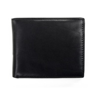 Dark color wallet for men original leather handmade leather wallets