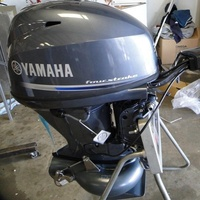 Used outboards motor 30hp 4 stroke