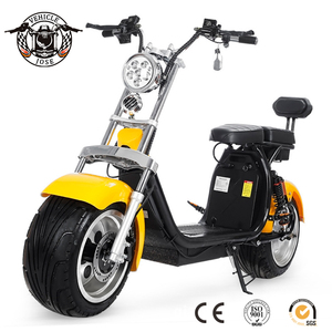 TOP selling CityCoco electric scooter with suspensions 1000W 60V lithium battery