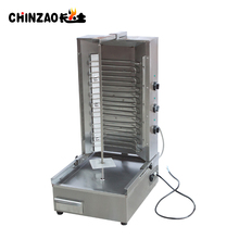 Comercial eléctrica Shawarma máquina seekh <span class=keywords><strong>kebab</strong></span> parrilla carne