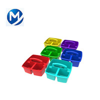 high quality wholesale small plastic foldable Storage Box moulding parts for toy/clothes/food