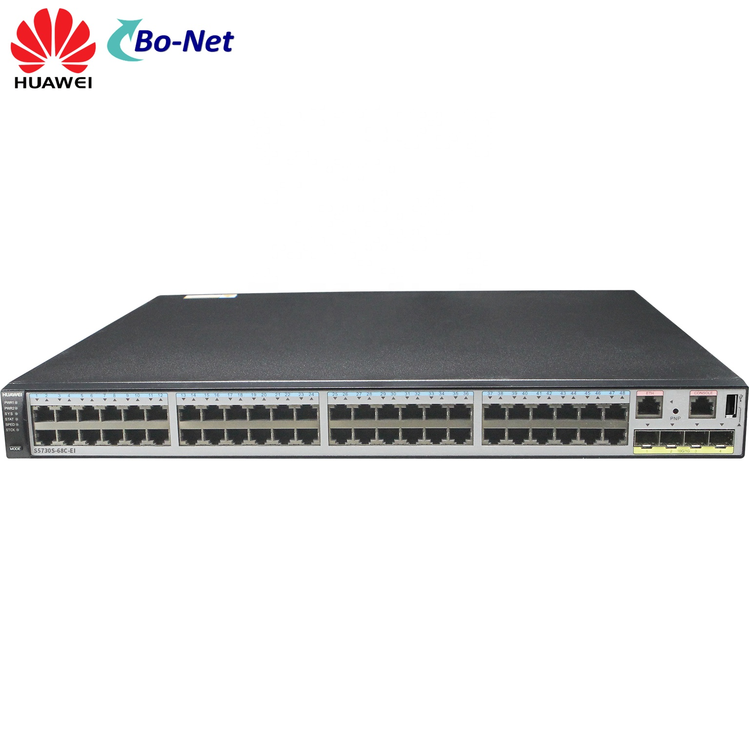 Huawei S5700 Series S5730S-68C-EI-AC 48x 10/100/1000m <strong>Port</strong> Ethernet 4x 10GE SFP+ Switch