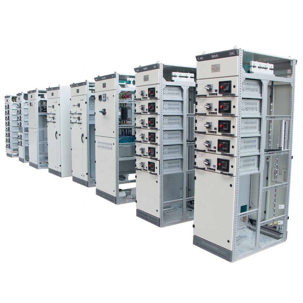 Hasta 660V de baja tensión de conmutación de subestación/GCK serie MCC Motor Centro de Control Panel Drawout tipo centralita