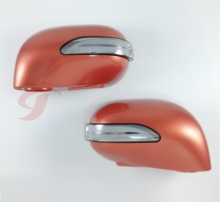 LED SIDE CAR MIRROR COVER VOOR NISSAN CUBE/LIVINA/MAART/NOTE ~ 2002 ~