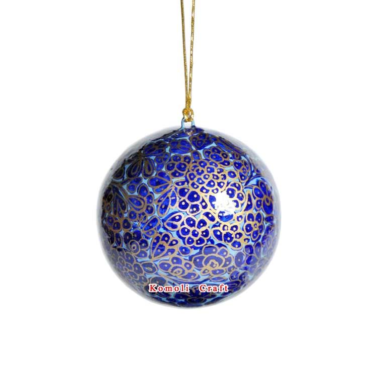 Christmas Tree Hanging Decorations to Paint Decorate Paper Mache Shapes PK 5