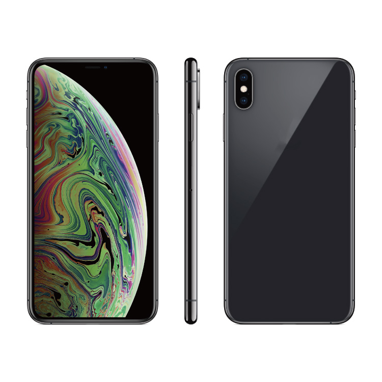 Online Shopping Eco-Friendly Space Gray 256GB A Grade 98% New Recycled Mobile Phone For Iphone XS Max фото