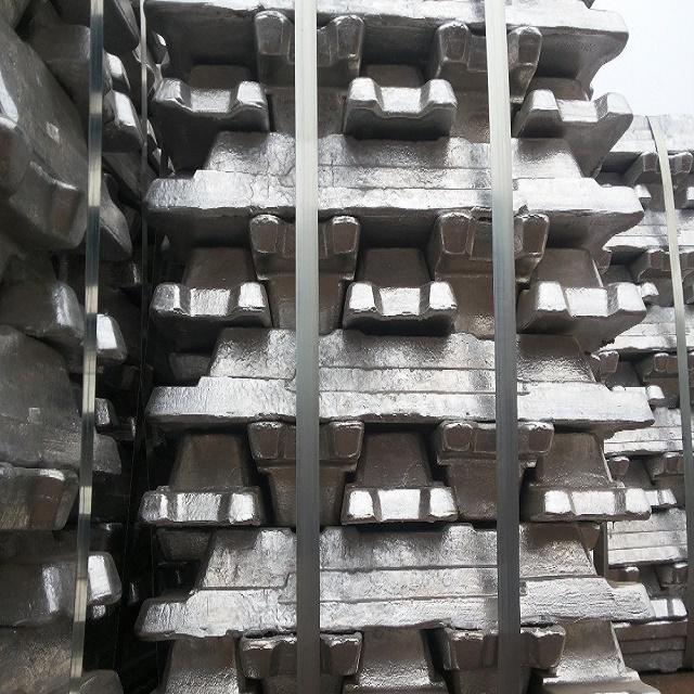High Quality Pure Lead Ingots 99.99%