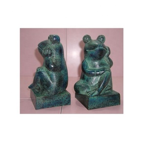 Frog Decorative Bookend