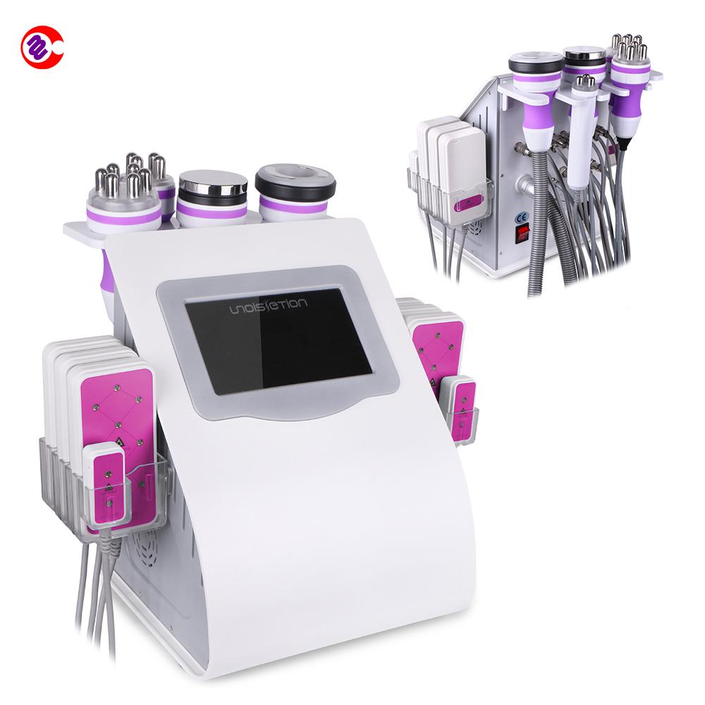 Immediate effect ultrasonic liposuction cavitation slimming machine/lipo laser