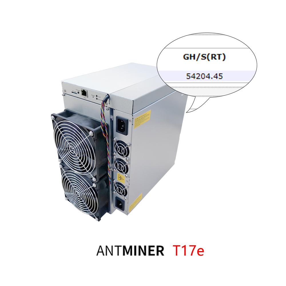 Stock Good Profit Asic miner Bitmain Antminer T17 Bitcoin miner T17e 53-56T 2915W Free PSU