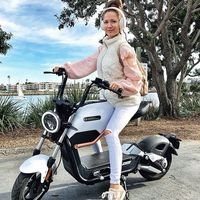 MIKU MAX electric scooter for giveaway