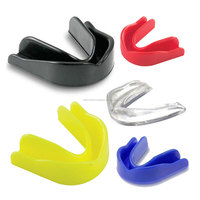Boxing Gum Shield / Mouthguard / Mouth Guard,Double Mouth piece,mouth guard boxing