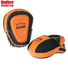 Focus Pads Hook & Jab Mitts Kick Boxing Mma <span class=keywords><strong>Strike</strong></span> Punch Bag