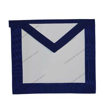 MASONIC REGALIA BLUE HOUSE OFFICER'S APRONS